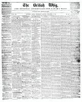 British Whig, 8 December 1847