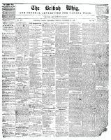British Whig, 29 December 1847