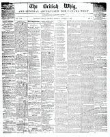 British Whig (Kingston, ON), January 8, 1848