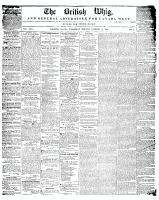 British Whig (Kingston, ON), January 12, 1848