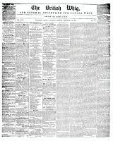 British Whig, 12 February 1848