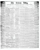 British Whig (Kingston, ON), February 23, 1848
