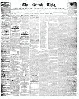 British Whig, 19 April 1848