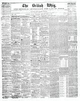 British Whig, 24 May 1848