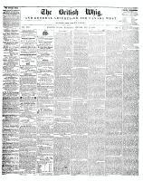 British Whig, 31 May 1848