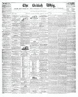 British Whig, 5 August 1848