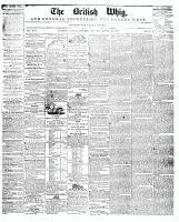 British Whig, 19 August 1848