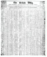 British Whig, 30 August 1848