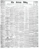 British Whig, 9 September 1848