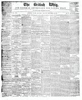 British Whig, 16 September 1848