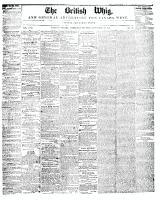 British Whig, 20 September 1848