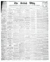 British Whig, 27 September 1848