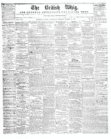 British Whig, 4 October 1848