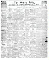 British Whig, 7 October 1848
