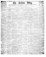 British Whig, 14 October 1848