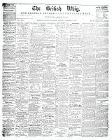 British Whig, 4 November 1848
