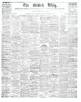 British Whig, 8 November 1848