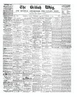 British Whig (Kingston, ON1834), November 15, 1848