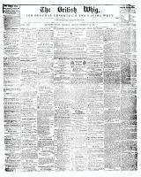 British Whig, 25 November 1848
