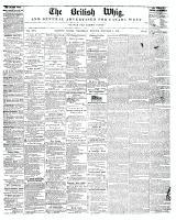 British Whig, 6 December 1848