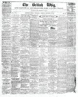 British Whig, 20 December 1848