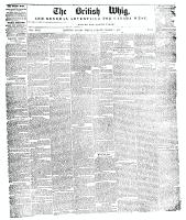 British Whig (Kingston, ON1834), March 9, 1849