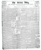 British Whig (Kingston, ON1834), April 20, 1849