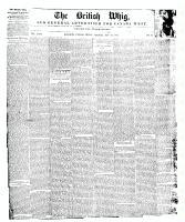 British Whig (Kingston, ON1834), May 25, 1849