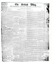 British Whig (Kingston, ON1834), June 1, 1849