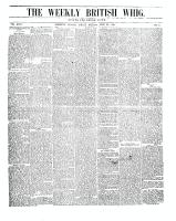 British Whig (Kingston, ON1834), June 22, 1849
