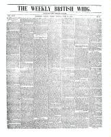 British Whig (Kingston, ON1834), June 29, 1849