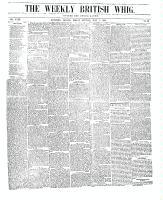 British Whig (Kingston, ON1834), July 6, 1849