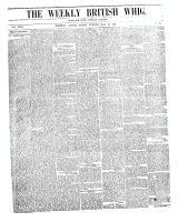 British Whig (Kingston, ON1834), July 20, 1849