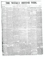 British Whig (Kingston, ON), September 7, 1849