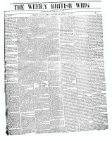 British Whig (Kingston, ON), September 28, 1849