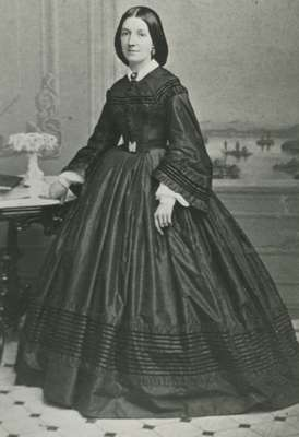Flora Matilda Chisholm.