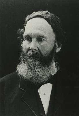 David Duff, elder 1845-1853: Knox Presbyterian Church, Oakville.