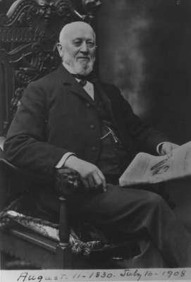 Stafford Dean Marlatt, 1830-1908.
