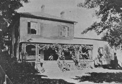 Ferndale: home of Stafford D. Marlatt, 1897.