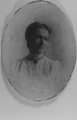 "Sarah ""Birdie"" Marlatt, 1863-1939."