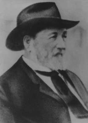Captain George Hardy Morden.