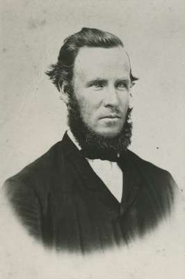 Captain Robert Wilson, 1806-1888.