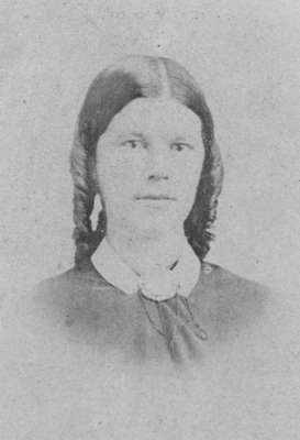 Mary Nisbet, wife of James Nisbet: first foreign missionary of the Canada Presbyterian Church and the founder of Prince Albert.
