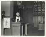 Rev. Helen Goggin, Knox Presbyterian Church, Oakville.