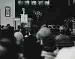 MacMillan preaching (Thanksgiving), Knox Presbyterian Church, Oakville.
