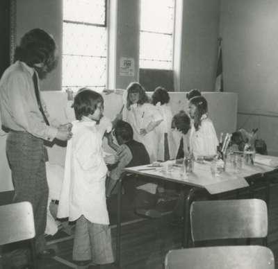 Class: Knox Presbyterian Church, Oakville.