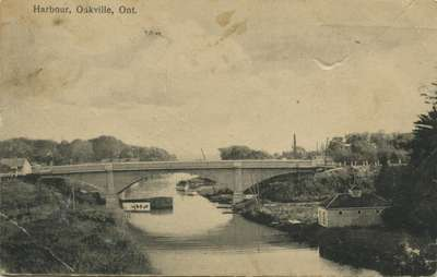 Harbour, Oakville, Ont.