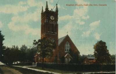 English Church, Oakville, Ont., Canada.