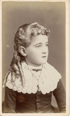 Photograph of a Young Girl