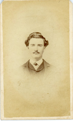 Head Shot of a Young Man
